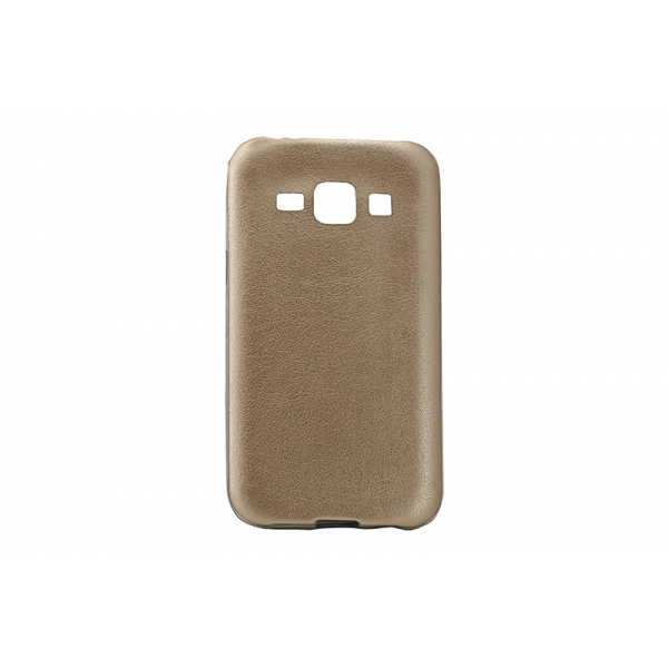 Husa Classy Samsung Galaxy J1 J100 Auriu