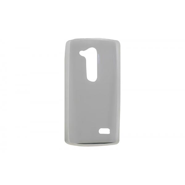 Husa Invisible LG Leon H340 Transparent