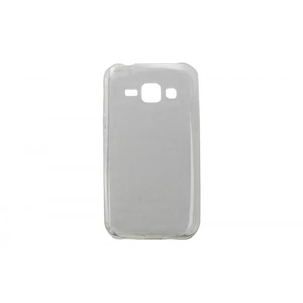 Husa Invisible Samsung Galaxy J1 J100 Transparent