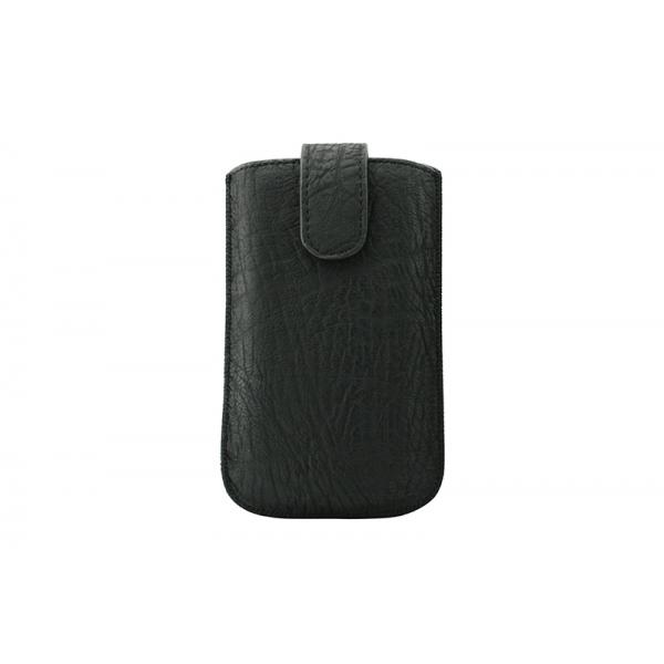 Toc Rustic iPHONE 4/Samsung Ace Negru