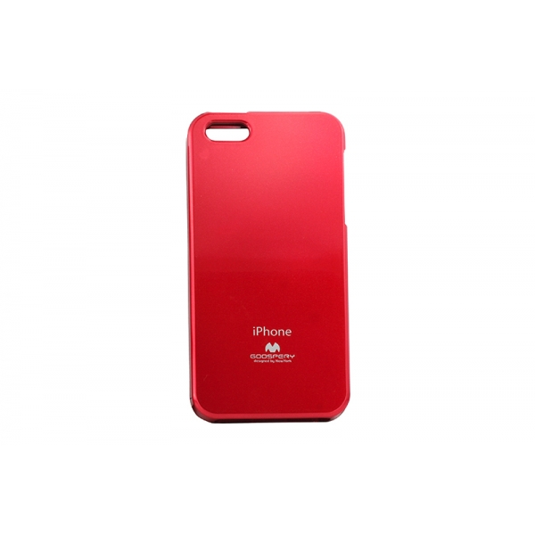Husa My-Jelly iPHONE 5/5S Rosu