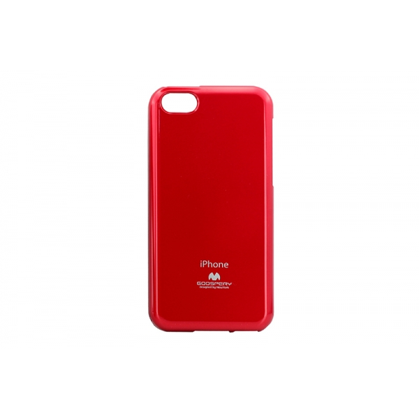 Husa My-Jelly iPHONE 5C Rosu
