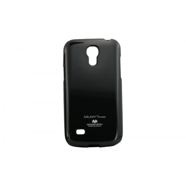 Husa My-Jelly Samsung Galaxy S4 Mini I9190 Negru