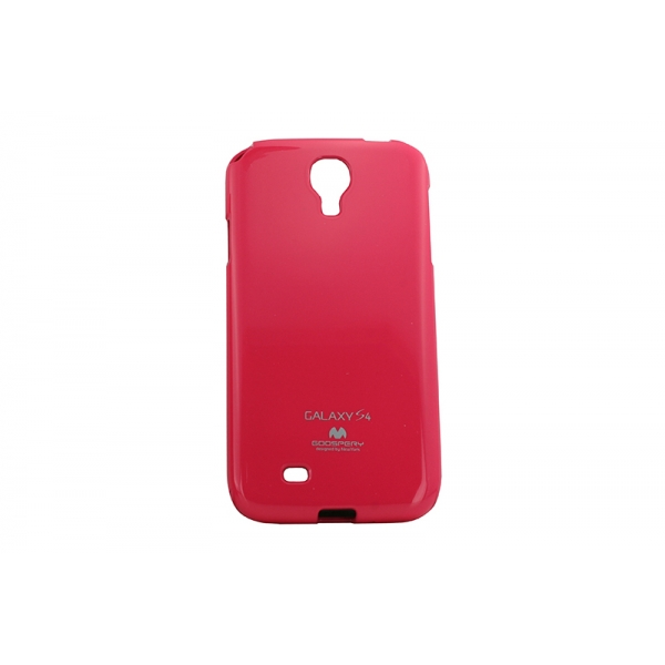 Husa My-Jelly Samsung Galaxy S4 I9500 Roz