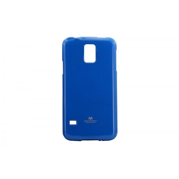 Husa My-Jelly Samsung Galaxy S5 G900 Albastru