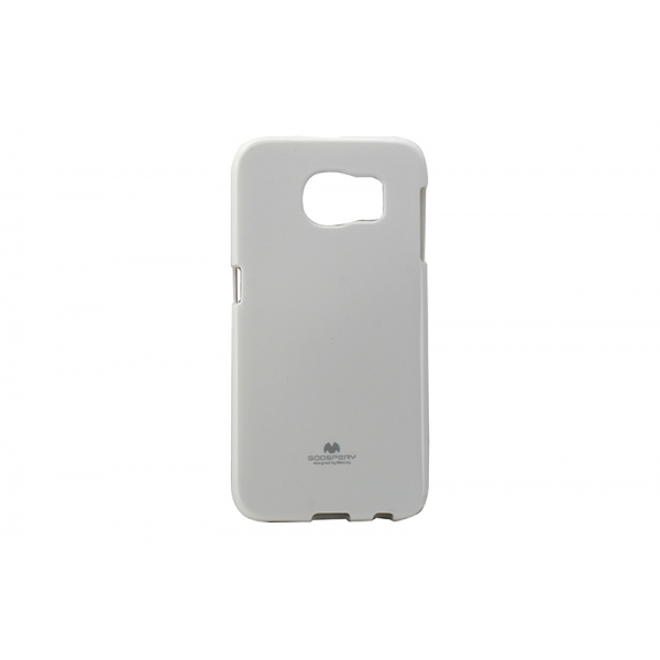 Husa My-Jelly Samsung Galaxy S6 G920 Alb