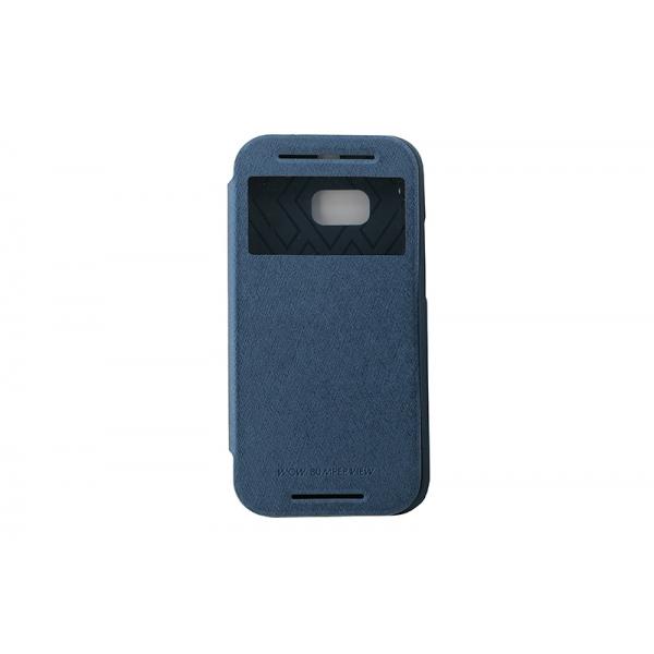 Toc My-Wow HTC One M8 Albastru