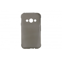 Husa invisible Samsung Galaxy Xcover3 Negru