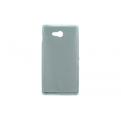 Husa Invisible Sony Xperia M2 Transparent