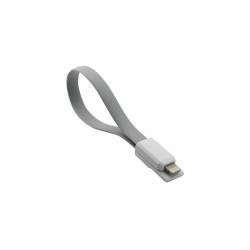 USB Cablu My-Magnet compatibil cu iPHONE 5/6 Gri