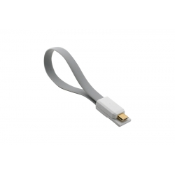USB Cablu My-Magnet Micro USB Gri
