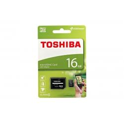 Card Toshiba Micro SD Clasa4 16GB