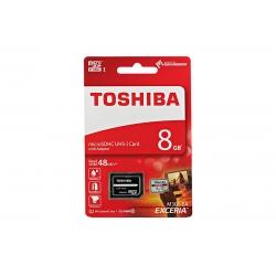 Card Toshiba Micro SD Clasa10 08GB