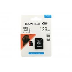 Card Team Micro SD Clasa10 128GB