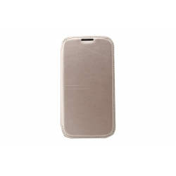 Toc Book Samsung Galaxy S4 I9500 Auriu