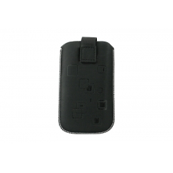 Toc Slim iPHONE 4/Samsung Ace Negru