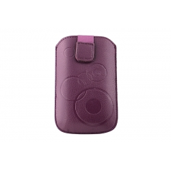 Toc Slim iPHONE 4/Samsung Ace Violet