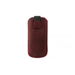Toc Slim Nokia E52/X1-00/100 Rosu