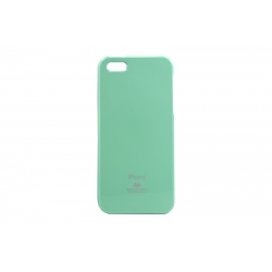 Husa My-Jelly iPHONE 5/5S Mint