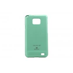 Husa My-Jelly Samsung Galaxy S2 I9100 Mint