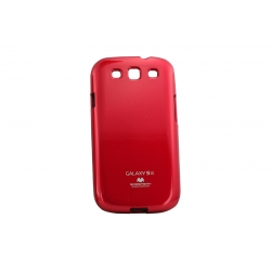Husa My-Jelly Samsung Galaxy S3 I9300 Rosu