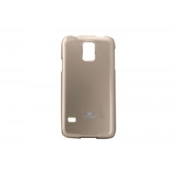 Husa My-Jelly Samsung Galaxy S5 G900 Auriu