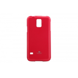 Husa My-Jelly Samsung Galaxy S5 G900 Roz