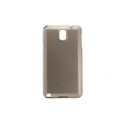 Husa My-Jelly Samsung Galaxy Note3 N9000 Auriu