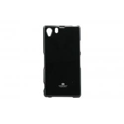 Husa My-Jelly Sony Xperia Z1 Negru