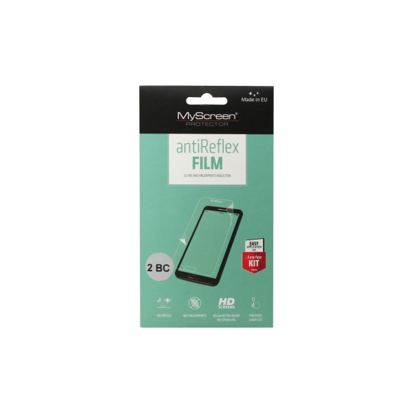 Folie My-Screen Antiamprente (2bc) iPHONE 5/5S/5C