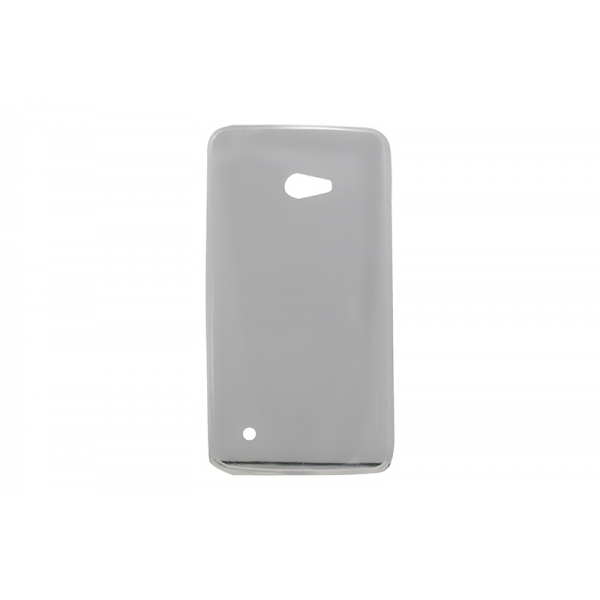 Husa Invisible Microsoft 640 Lumia Transparent 0