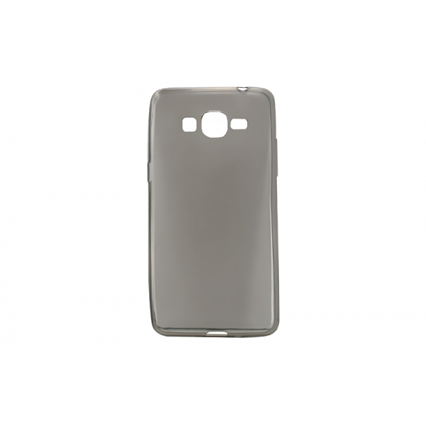 Husa Invisible Samsung Galaxy Grand Prime G530 Negru 0