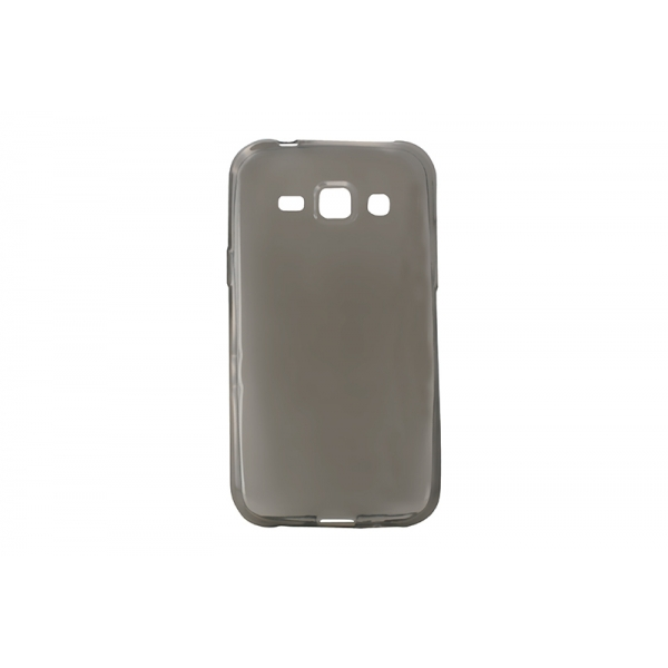 Husa Invisible Samsung Galaxy J1 J100 Negru