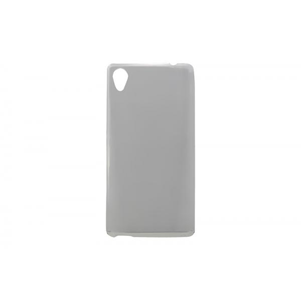 Husa Invisible Sony Xperia M4 Aqua Transparent 0