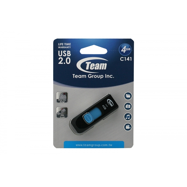 USB Team C141 04GB USB2 0