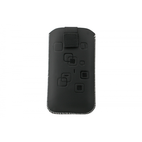 Toc Slim iPHONE 5/5S/5C Negru