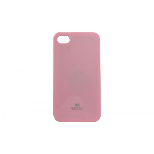 Husa My-Jelly iPHONE 4/4S Nude 0