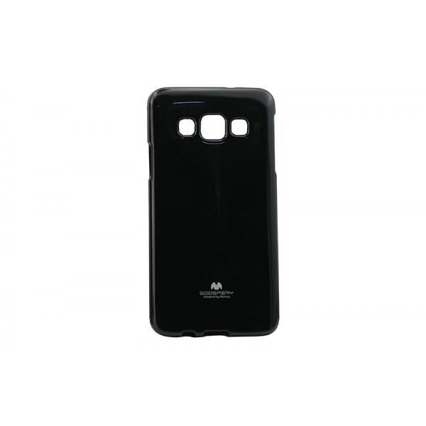 Husa My-Jelly Samsung Galaxy A3 A300 Negru 0