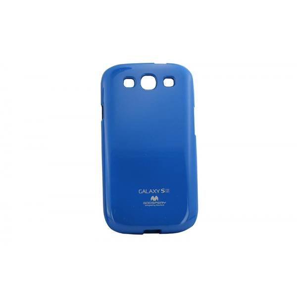 Husa My-Jelly Samsung Galaxy S3 I9300 Albastru