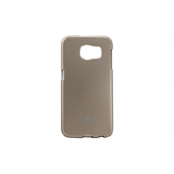 Husa My-Jelly Samsung Galaxy S6 G920 Auriu 0