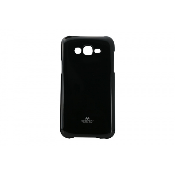 Husa My-Jelly Samsung Galaxy J7 J700 Negru