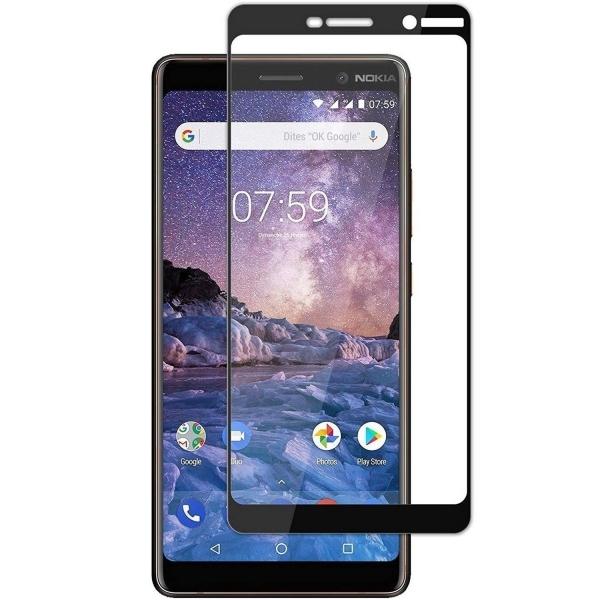 Folie sticla Nokia 7 Plus 0